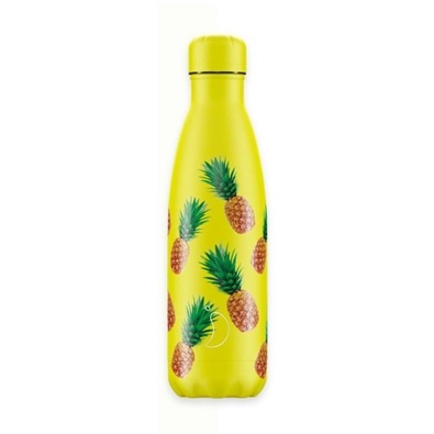 Chilly's Bottle - Icons - Pineapple - 500 ml