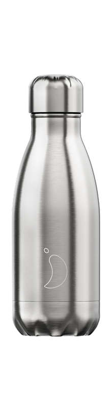 Chilly's Bottle - SS - Stainless Steel alternate 18551