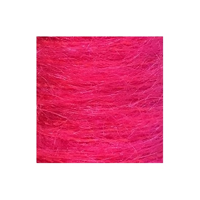 Mohair - Fluo Red