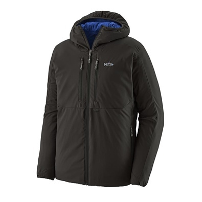 Patagonia Men's Tough Puff Hoody - BLK Black