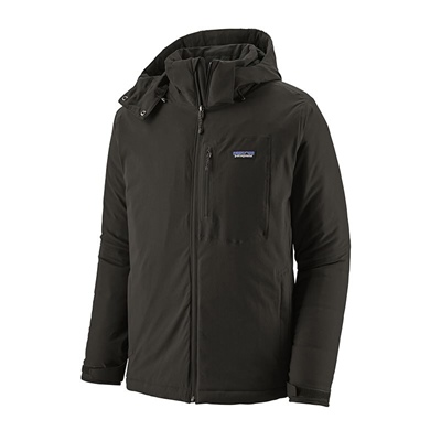 Patagonia Men's Insulated Quandary Jacket - BLK Black