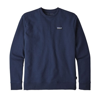 Patagonia Men's P-6 Label Uprisal Crew Sweatshirt - CNY Classic Navy