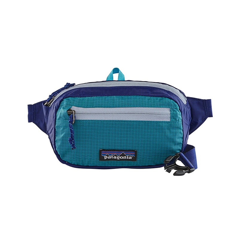 Patagonia Ultralight Black Hole Mini Hip Pack 1L - COB Cobalt Blue