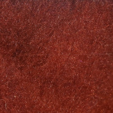 Hareline Super Fine Dry Fly Dubbin - Rusty Brown