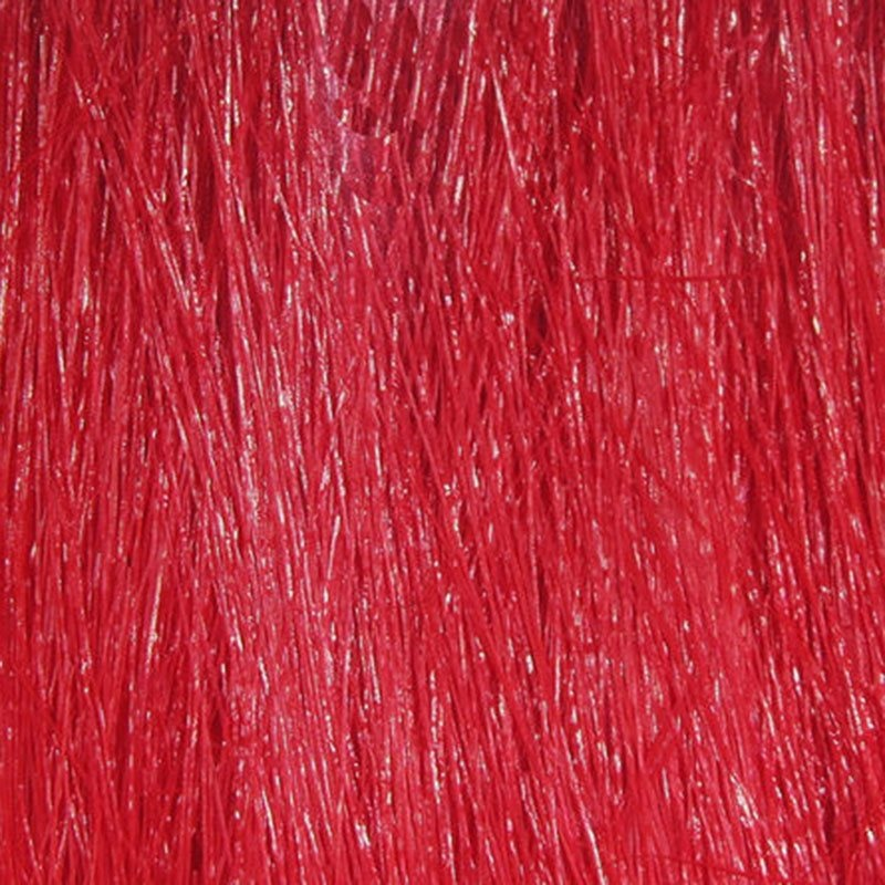 Hareline Extra Select Craft Fur - Bright Red