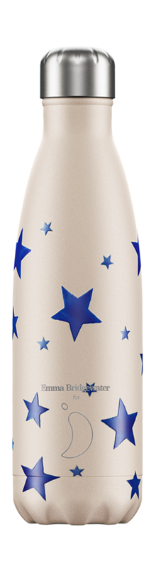 Chilly's Bottle - Emma Bridgewater - Starry Skies - 500 ml