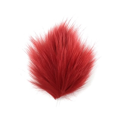 Hareline Arctic Fox Hair - Red