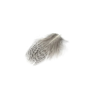 Hareline Premium Hungarian Partridge Feathers - Natural
