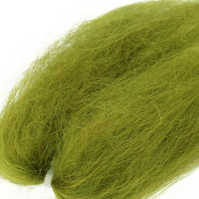 Lincoln Sheep Hair - Olive