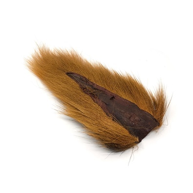 Hareline Large Northern Bucktail - Camel