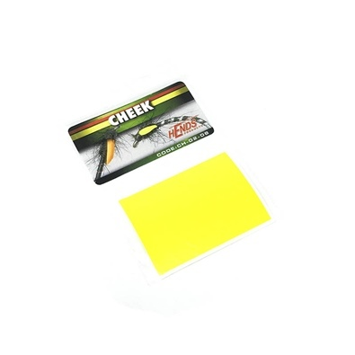 Cheek 0,8mm - Yellow Fluo