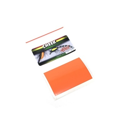 Cheek 0,8mm - Orange Fluo