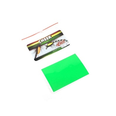 Cheek 0,8mm - Green Fluo