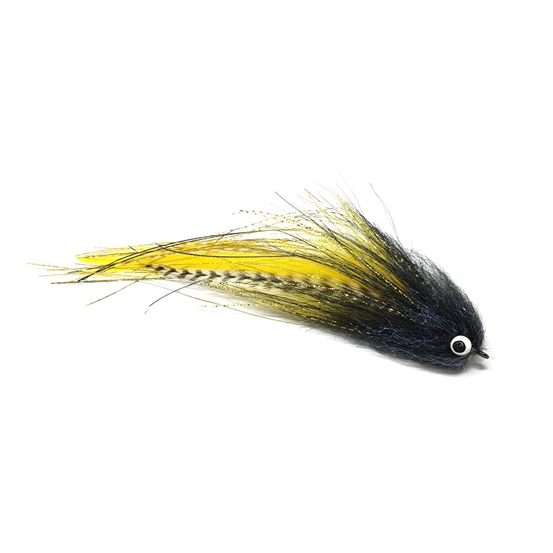 Marmo Streamer - Giallo Nero