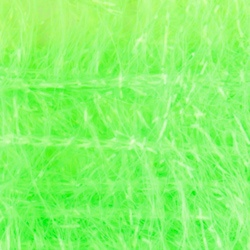 Long Hair Large - Chartreuse