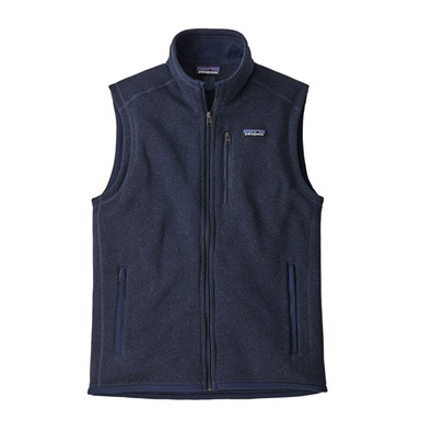 Patagonia Men's Better Sweater Vest - NENA New Navy