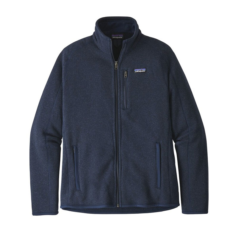 Patagonia Men's Better Sweater Jacket - NENA New Navy