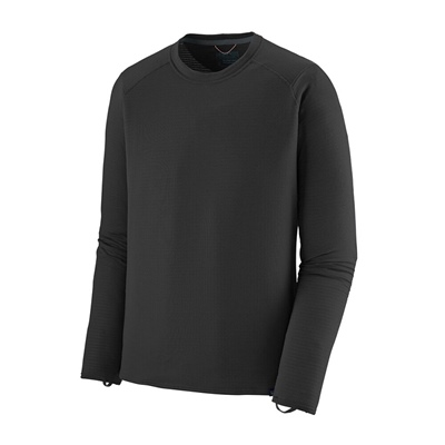 Patagonia Men's Capilene Thermal Weight Crew - BLK Black