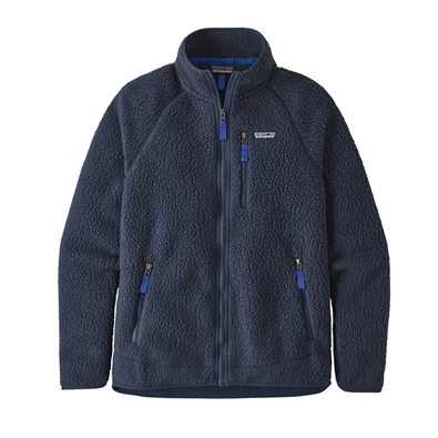 Patagonia Men's Retro Pile Jacket - NENA New Navy