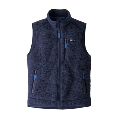 Patagonia Men's Retro Pile Vest - NENA New Navy