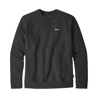 Patagonia Men's P-6 Label Uprisal Crew Sweatshirt - BLK Black
