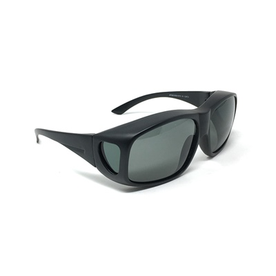 Sunglasses Polarized - Over Fit Grey Lens