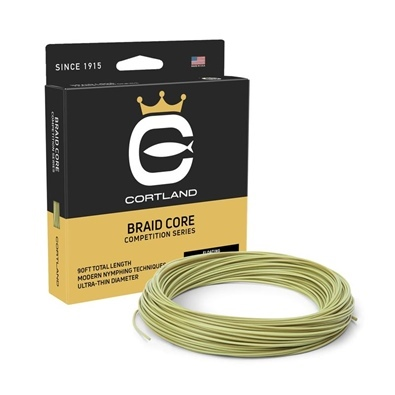 Cortland COMPETITION DT BRAID CORE 0,022""