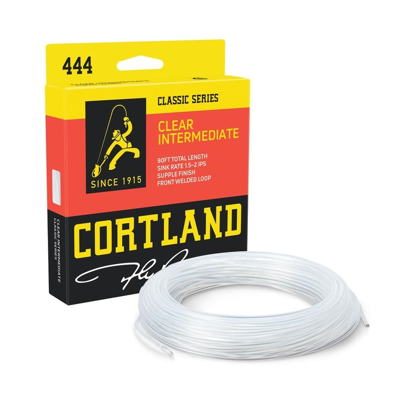 Cortland 444 Small Game Intermediate WF6I - Subsurface