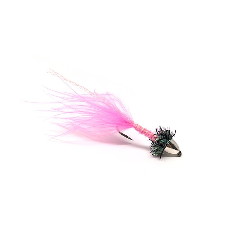 Cone Head Streamer - Pink