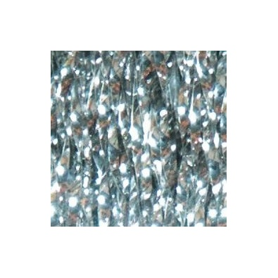 Crystalflash medium solid silver