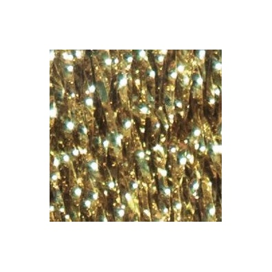Crystalflash medium solid gold