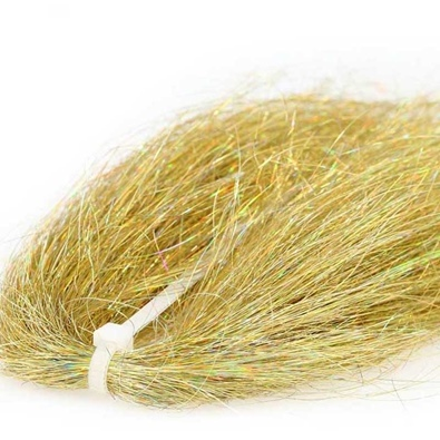 Holograpich Angel Hair - Gold
