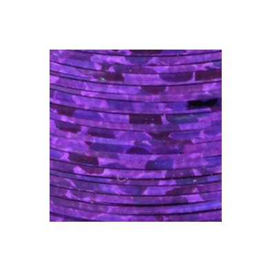 Holographic Fibers 1/69″ Holo Purple