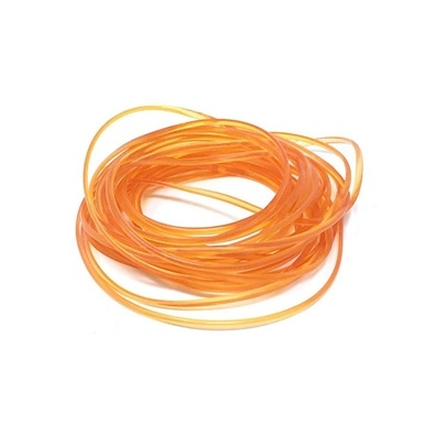 Body Glass Half Round 1,2mm orange