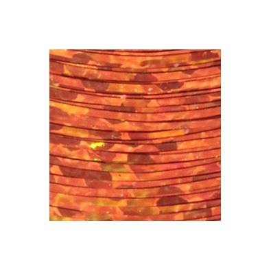 Holo Fibers LG - Holo Orange