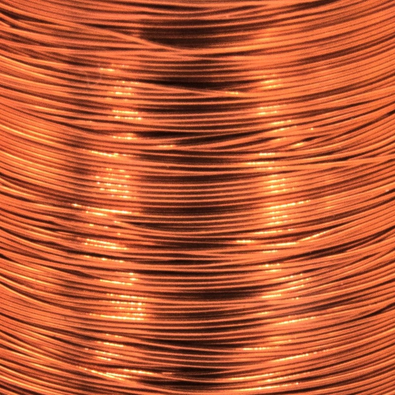 Color Wire 0,09mm - Copper