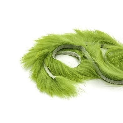 Zonker Rabbit 4mm chartreuse