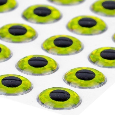 3D holographic yellow confez. 20 pz