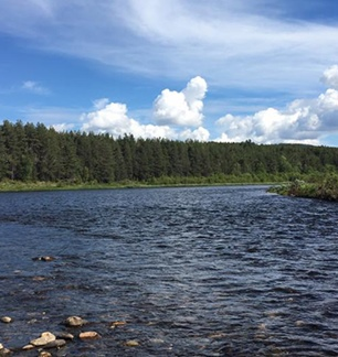 Norway 2017: river Glomma