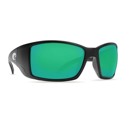 Costa - Blackfin - Green Mirror lenses 400G