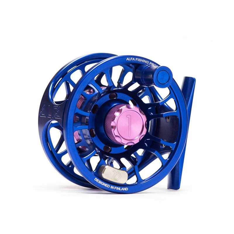 Alfa Reel 1+ Midnight Blue