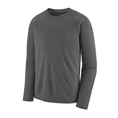 Patagonia Men's Capilene Midweight Crew - FGX Forge Grey