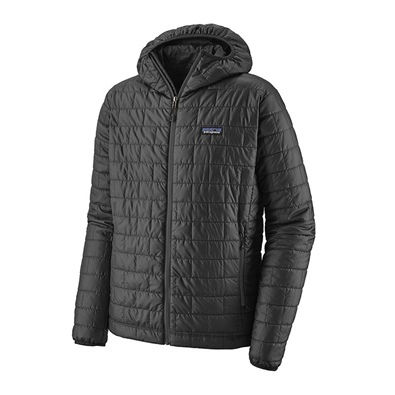 Patagonia Men's Nano Puff Hoody - FGE Forge Grey