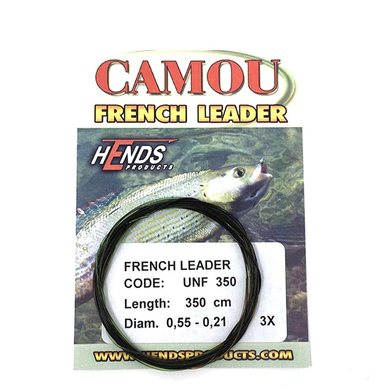 Camou French Leader 3,5mt