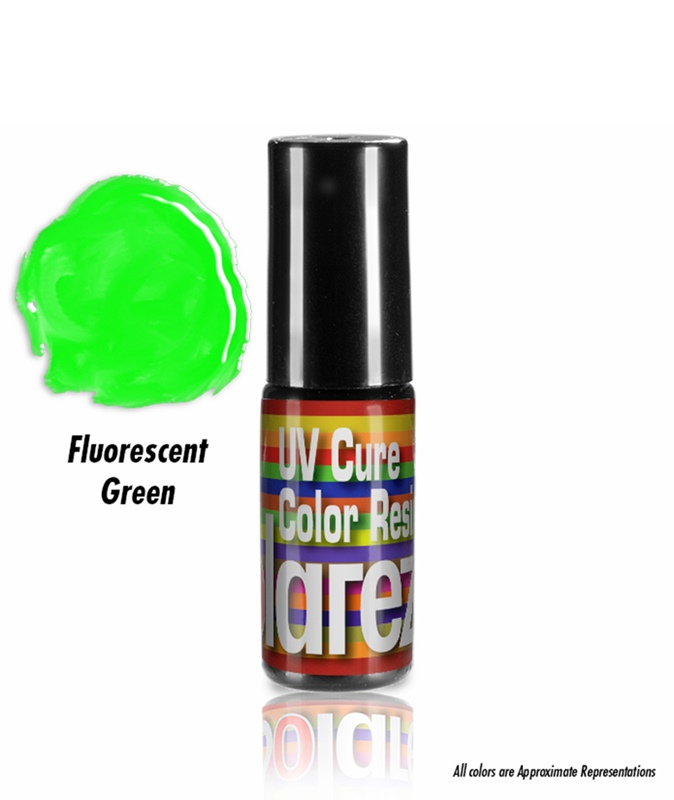 Solarez Color - Fluorescent Green - 5gr
